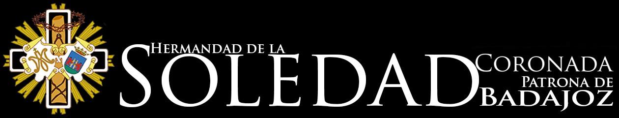 Hermandad de la Soledad Coronada, Patrona de Badajoz